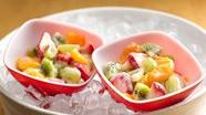 Gluten Free Summer Citrus Fruit Salad