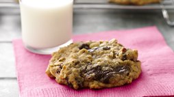Chocolate Cherry Breakfast Cookies