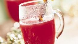 Warm Cinnamon-Orange Cider