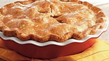 Honey Roasted Apple Pie