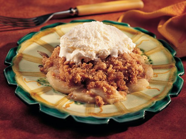 Image of Apple Crisp, Betty Crocker