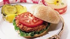 Bean and Veggie Burgers Recipe