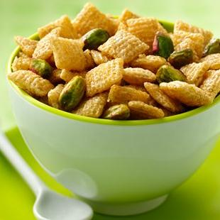 Pistachio Lime Chex™ Party Mix