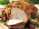 Apricot-Rosemary Grilled Turkey Breast