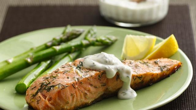 Easy Salmon Recipe for Lunch