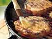 Grilled Pork Chops with Maple Apple Glaze
