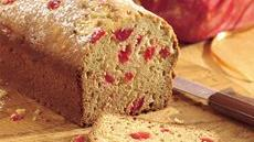 Pineapple-Cherry Quick Bread Recipe