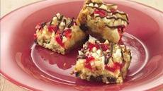 Cherry-Macaroon Bars Recipe