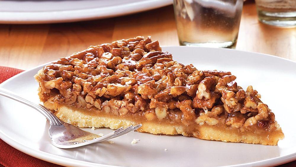 Caramel-Pecan Tart