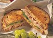 Philly Turkey Panini