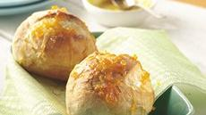 Orange-Honey Dinner Rolls Recipe