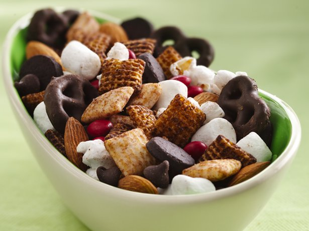 Mile High Chex Mix