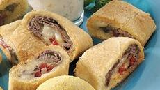 Beef and Cheese Crescent Snacks Recipe
