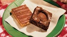 Peanut Butter Surprise Brownies Recipe