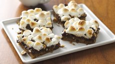 Gluten Free Rocky Road Bars Recipe