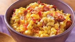 Chive-and-Onion Creamed Corn