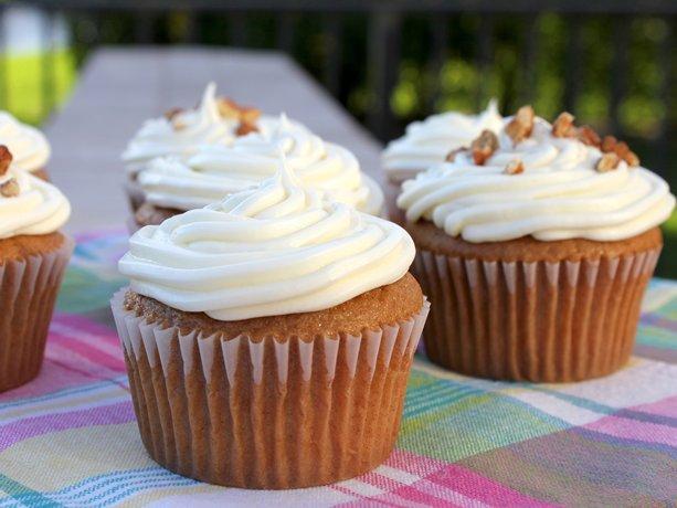Creative Carrot Cake Cupcakes