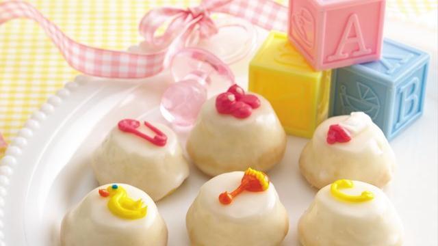 Image of Almond Petits Fours, Pillsbury