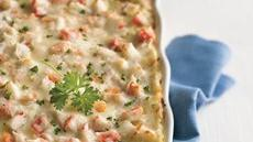 Creamy Seafood Lasagna Recipe