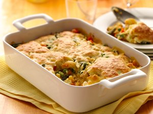 Hearty&#32;Chicken&#32;Pot&#32;Pie