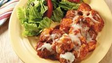 Italian Meatball and Biscuit Bake Recipe