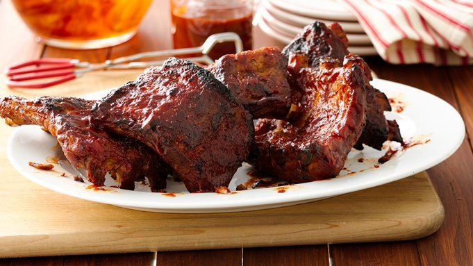 Slow-Cooker Barbecue Ribs recipe - from Tablespoon!