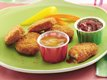 Chicken Dippers with Sauces