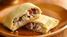Mediterranean Tuna Crescent Pockets Recipe