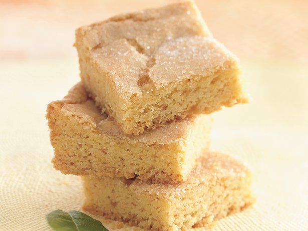Triple-Ginger Bars