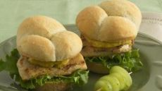 Grilled Curry Chicken Sandwiches Recipe