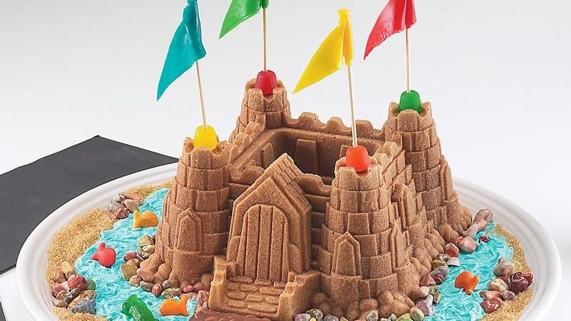 Betty Crocker Sand Castle Cake Recipe