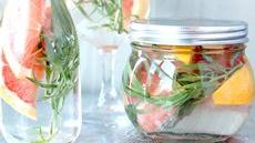 Grapefruit Tarragon Vodka Recipe