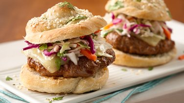 Pickled & Twisted Spicy Pork Cemitas