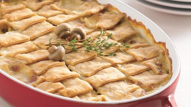Patchwork Pot Pie