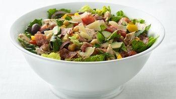 Healthified Italian Chopped Salad