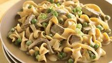 Weeknight Stroganoff Recipe