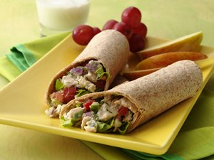 Cucumber-Tuna&#32;Salad&#32;Pitas