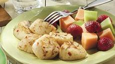 Caribbean Grill Basket Scallops Recipe