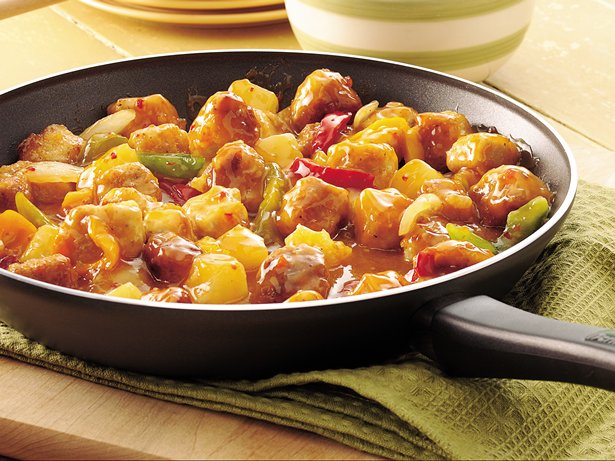 Easy Sweet-and-Sour Pork