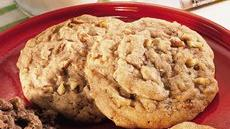 Cinnamon-Toffee Pecan Cookies Recipe