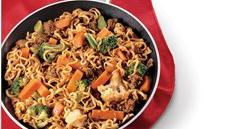 Ramen Skillet Supper Recipe
