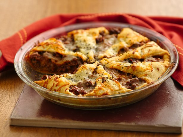 Italian Crescent Casserole