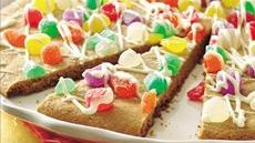 Sugarplum Cookie Pizza Recipe
