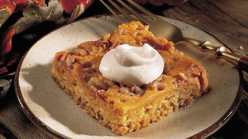 Pumpkin-Spice Dessert
