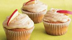 Caramel-Spice Cupcakes Recipe