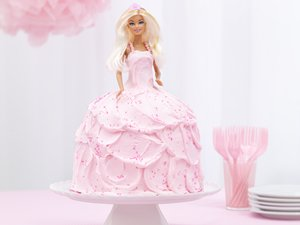 Fairy Tale Princess Cake