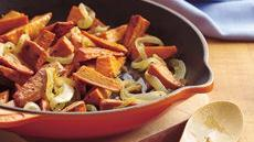Sweet Potato Home Fries Recipe