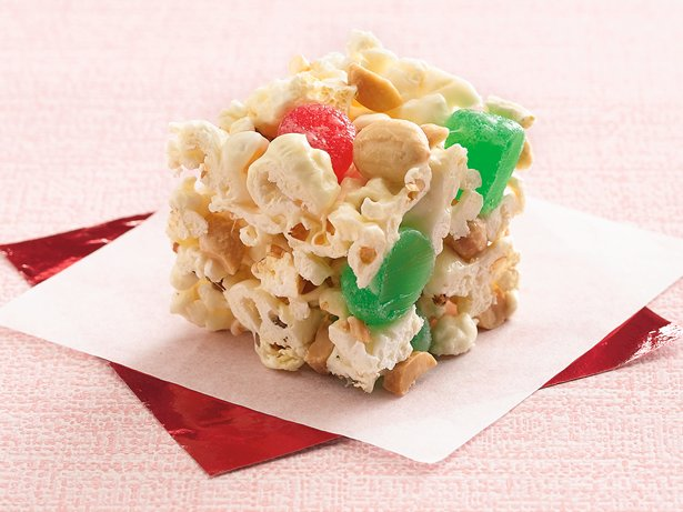 Confetti Popcorn Bars