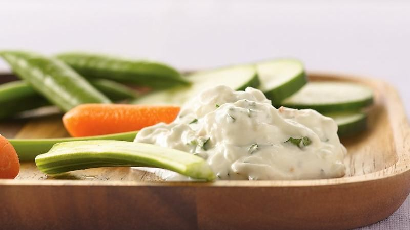 Greek Yogurt and Feta Dip