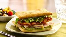 California Crescent Sandwiches Recipe